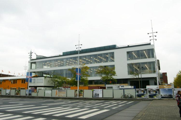 Kitwerk Renovatie The Olympic Amsterdam - Kitbedrijf Arluca Kitvoegafdichting BV