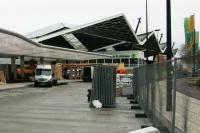 Kitwerk aan nieuw busstation Tilburg