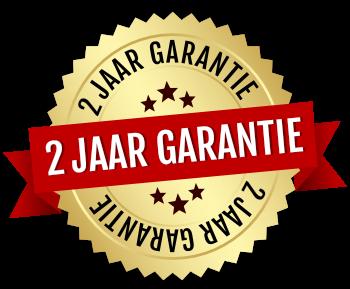 5 jaar garantie op kitwerk