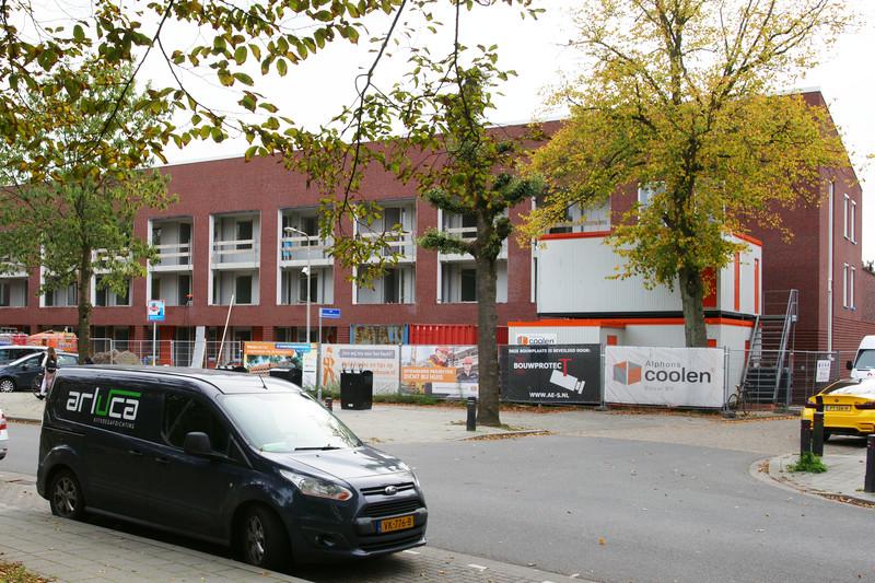 Kitwerk nieuwbouw Tilburg voor Alphons Coolen