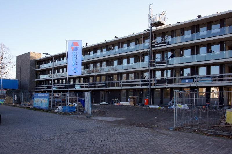 Kitwerk badkamer toilet en keuken voor bouwcombinatie Alphons Coolen en Remmers in Tilburg