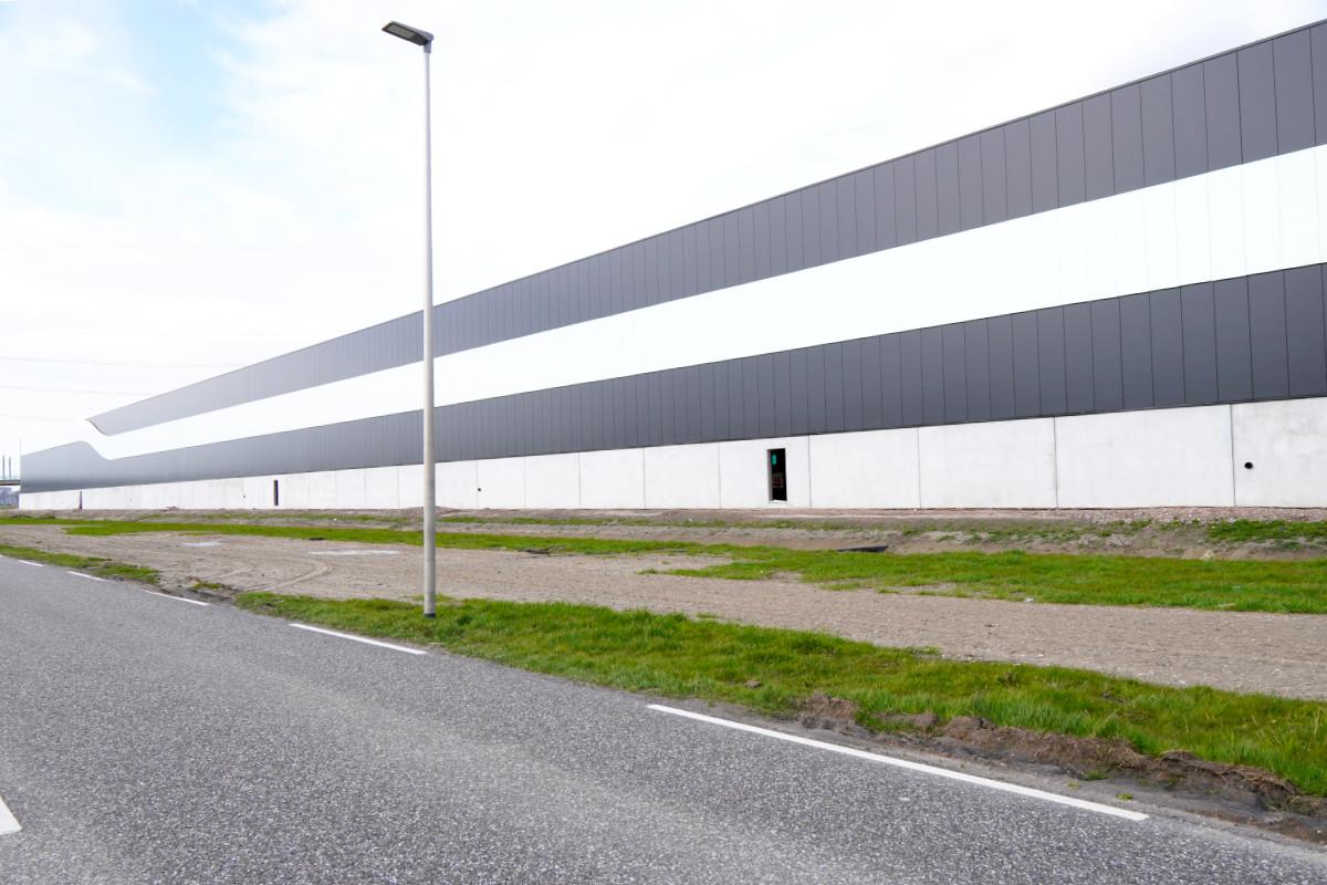 Duurzaam distributiecentrum Bleiswijk afkitten